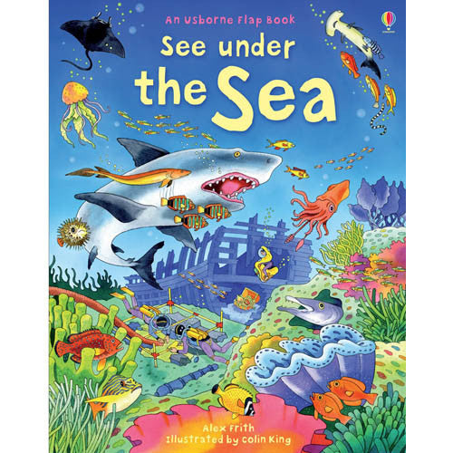 See Under the Sea-BuyBookBook