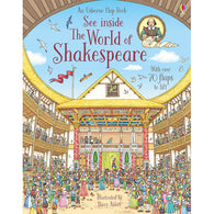 See inside the World of Shakespeare-BuyBookBook