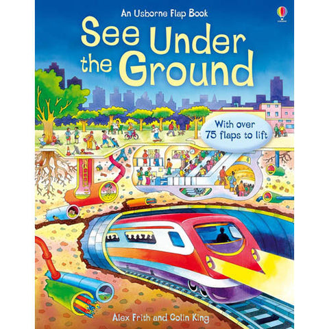 See under the Ground-BuyBookBook