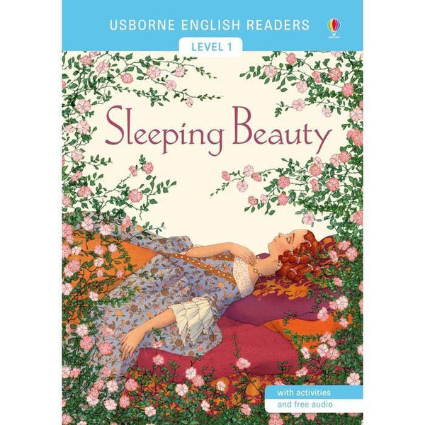 Sleeping Beauty (with Audio QR Code)-BuyBookBook