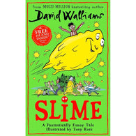 Slime (David Walliams) (Hardback)-BuyBookBook