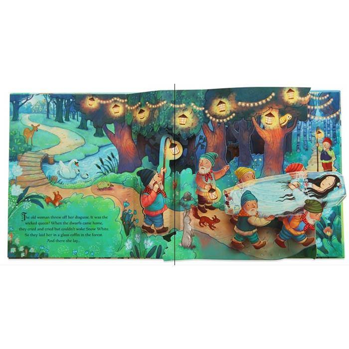 Pop-up Snow White and the Seven Dwarfs-BuyBookBook