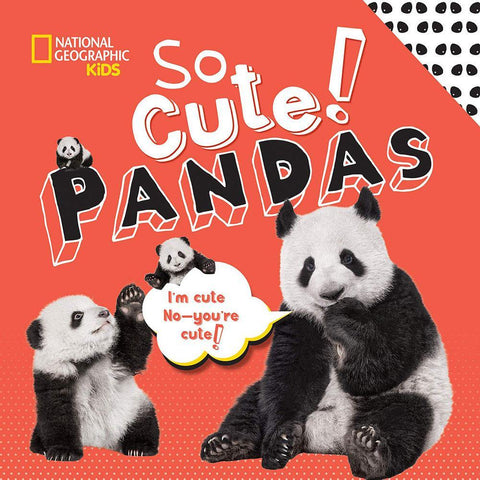 NGK: So Cute! Pandas (Hardback)-BuyBookBook