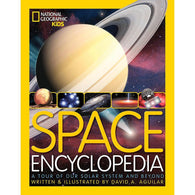 NGK: Space Encyclopedia (Hardback)-BuyBookBook
