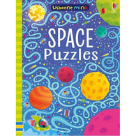 Space puzzles (Mini)-BuyBookBook