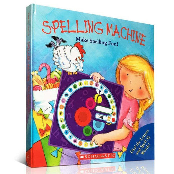 Spelling Machine-BuyBookBook