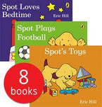 Spot's Big Box of Books Collection (8 Books)-BuyBookBook
