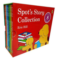 Spot's Story Collection (8 Books)-BuyBookBook