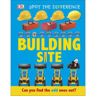 Spot the Difference Building Site-BuyBookBook