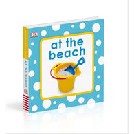 Squeaky Baby Bath Book- At The Beach-BuyBookBook
