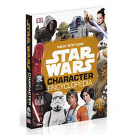Star Wars Character Encyclopedia (Hardback)-BuyBookBook