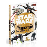 Star Wars Encyclopedia of Starfighters and Other Vehicles (Hardback)-BuyBookBook