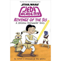 Star Wars Jedi Academy #07 Revenge of the Sis (Hardback)-BuyBookBook