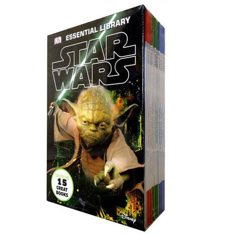 Star Wars Readers DK Collection (15 Books)-BuyBookBook