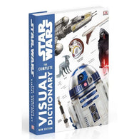 Star Wars The Complete Visual Dictionary (Hardback)-BuyBookBook