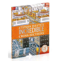 Stephen Biesty's Incredible Cross-Sections (Hardback)-BuyBookBook