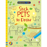 Stick pets to draw (Mini)-BuyBookBook
