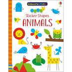 Sticker shapes animals (Mini)-BuyBookBook