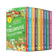 Pre-order: The 13-Storey Treehouse Collection (9 Books)-BuyBookBook