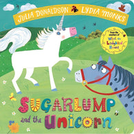 Sugarlump and the Unicorn (Board Book) (J. Donaldson)-BuyBookBook