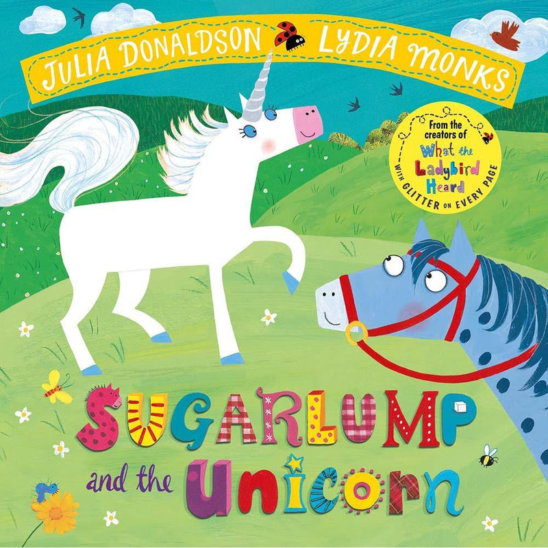 Sugarlump and the Unicorn (J. Donaldson)-BuyBookBook