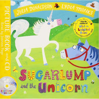 Sugarlump and the Unicorn (Book + CD) (J. Donaldson)-BuyBookBook