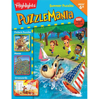 Summer Puzzles (Highlights)-BuyBookBook