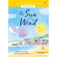 Usborne English Readers (L0) Sun and the Wind, The (QR Code)-BuyBookBook