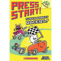 Press Start! #3: Super Rabbit Racers!-BuyBookBook