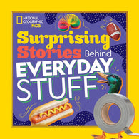 NGK Surprising Stories Behind: Everyday Stuff-BuyBookBook