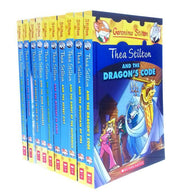 Thea Stilton #01-10 Collection (10 book)-BuyBookBook