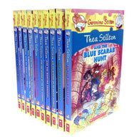 Thea Stilton #11-20 Collection (10 book)-BuyBookBook
