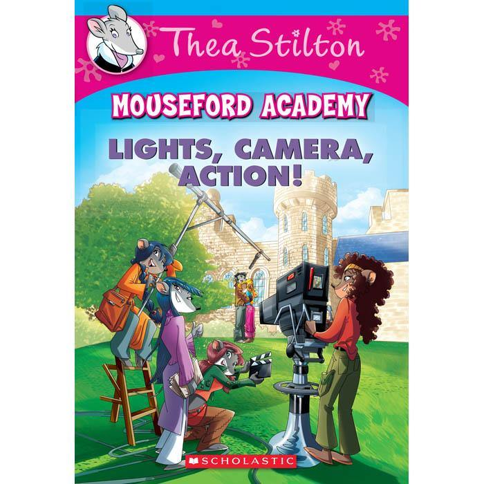 Thea Stilton Mouseford Academy