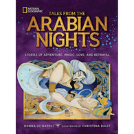 Tales From the Arabian Nights (Hardback)-BuyBookBook