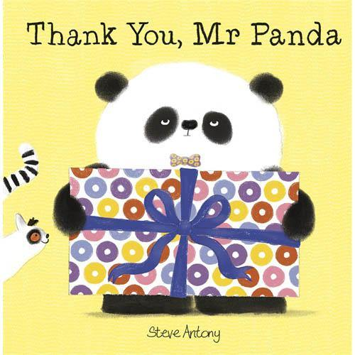 Thank You, Mr Panda-BuyBookBook