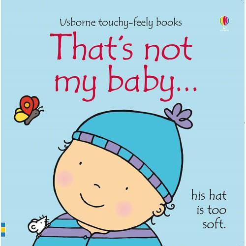 That's Not My Baby... (Boy)-BuyBookBook