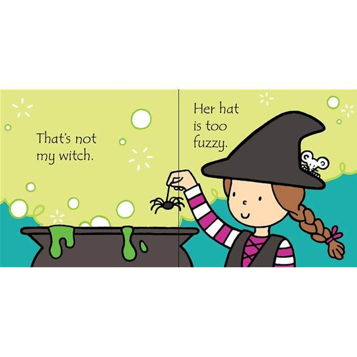 That's Not My Witch...-BuyBookBook