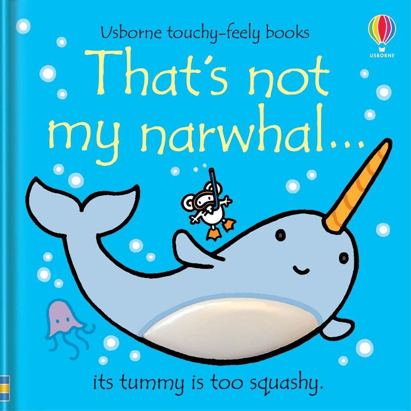 That's not my narwhal...-BuyBookBook