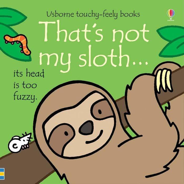 That's not my sloth...-BuyBookBook