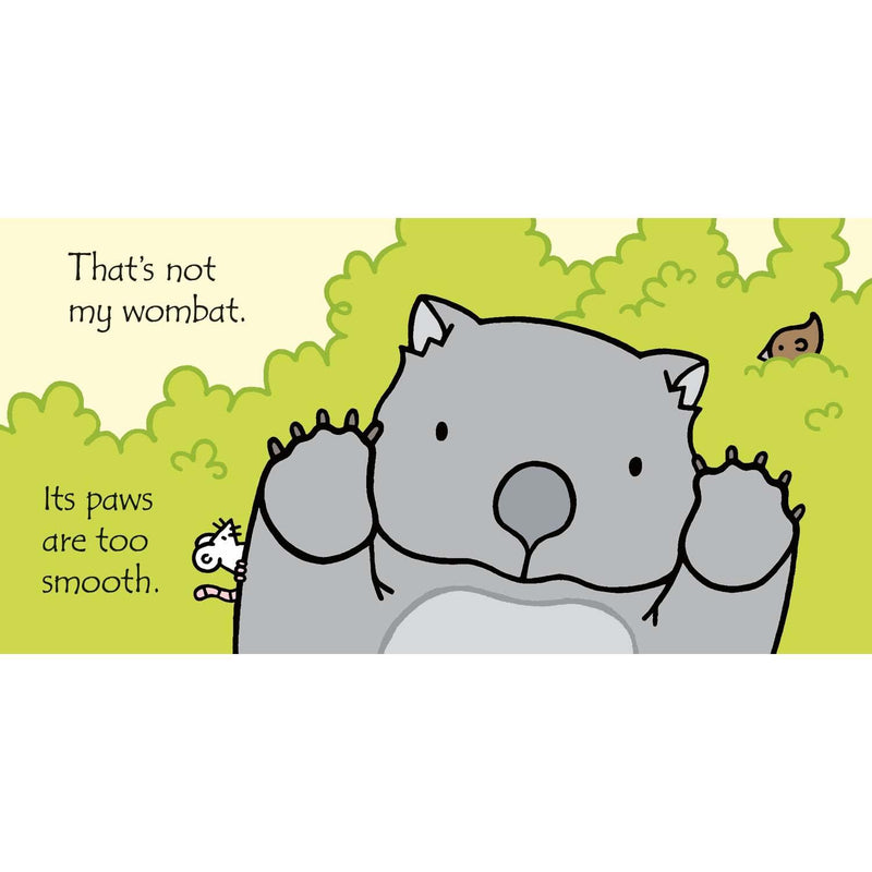 That's not my wombat…-BuyBookBook