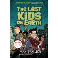 The Last Kids on Earth #01 (Hardback)-BuyBookBook