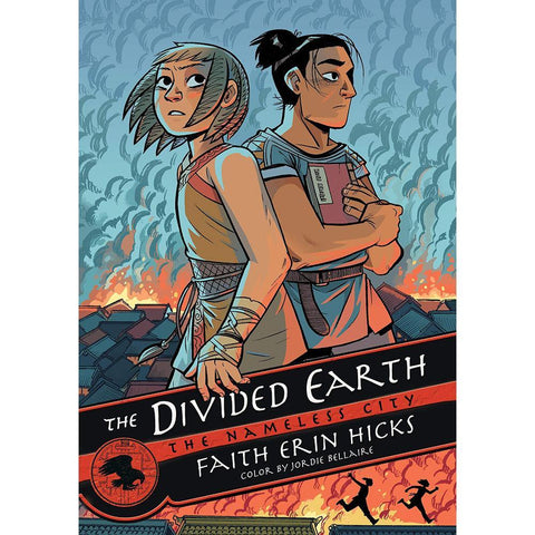 The Nameless City #03 The Divided Earth-BuyBookBook