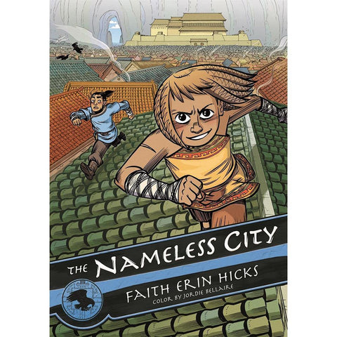 The Nameless City #01-BuyBookBook