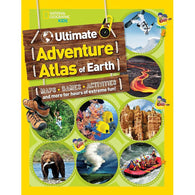 NGK: The Ultimate Adventure Atlas of Earth-BuyBookBook