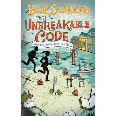 Book Scavenger #02 The Unbreakable Code-BuyBookBook
