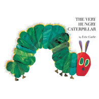 Very Hungry Caterpillar, The (Board book) (Eric Carle)-BuyBookBook