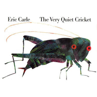 The Very Quiet Cricket (Board book) (Eric Carle)-BuyBookBook