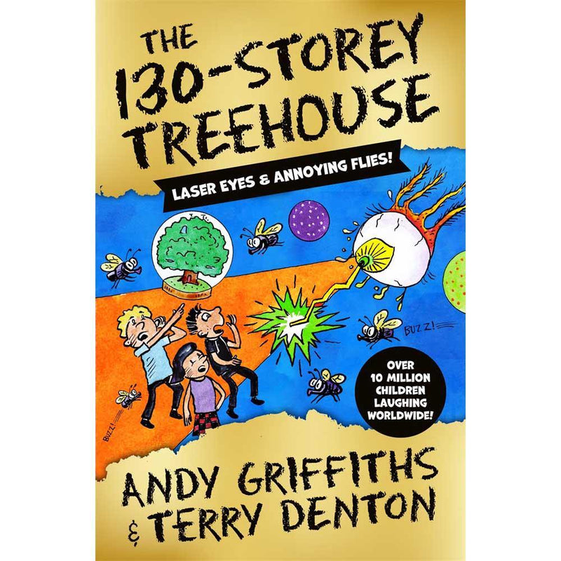 Pre-order: The 130-Storey Treehouse (The 13-Storey Treehouse