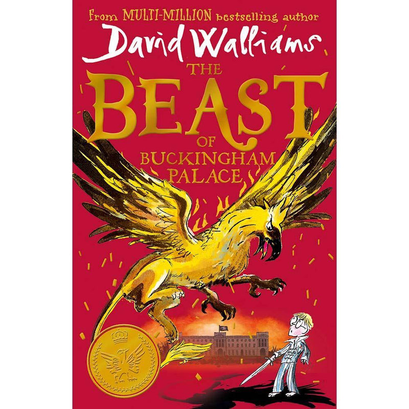 The Beast of Buckingham Palace (David Walliams) (Paperback)-BuyBookBook