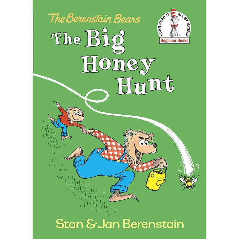 The Big Honey Hunt, 50th Ann (The Berenstain Bears)-BuyBookBook